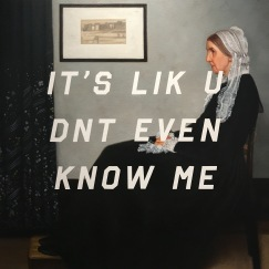 Arrangement in Grey and Black No. 1, Whistler's Mother: It's Like You Don't Even Know Me :: 2016 :: Shawn Huckins :: Modernism, Inc. :: San Francisco :: Art Miami