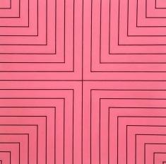 Frank Stella :: Carnegie Museum of Art :: Pittsburgh :: PA