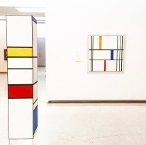 Mondrian :: Carnegie Museum of Art :: Pittsburgh :: PA