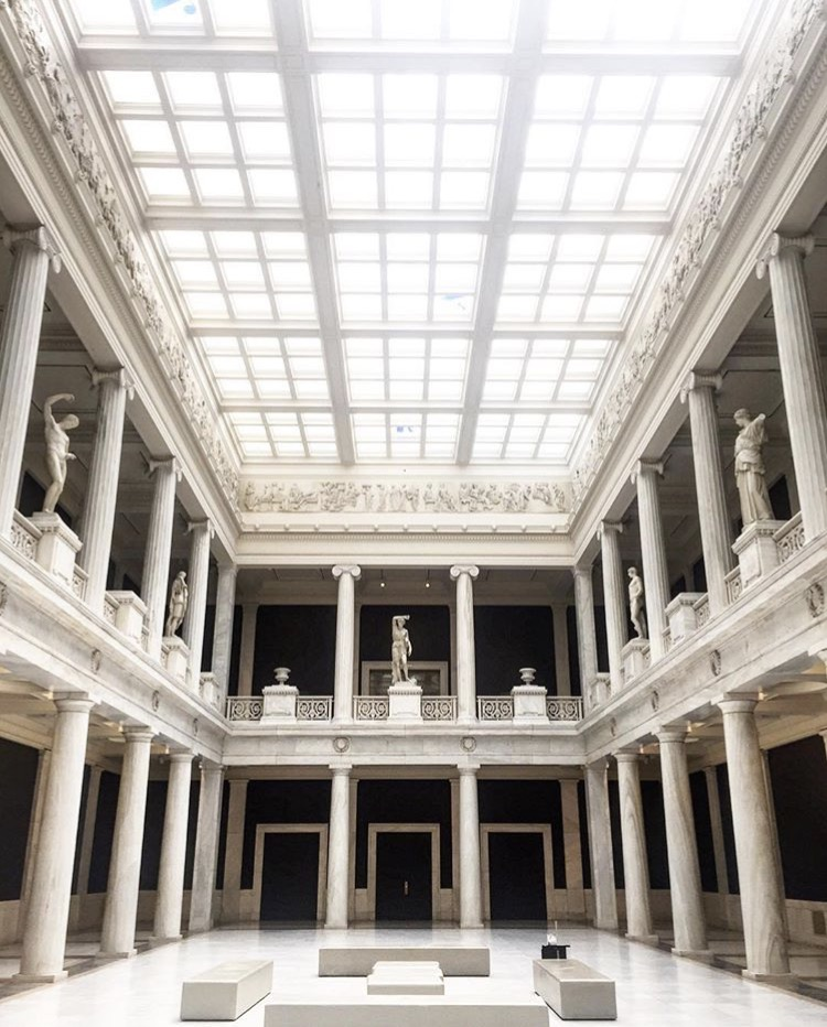 Carnegie Museum of Art :: Pittsburgh :: PA