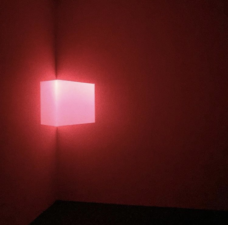 Catso, Red :: James Turrell :: Mattress Factory :: Pittsburgh :: PA