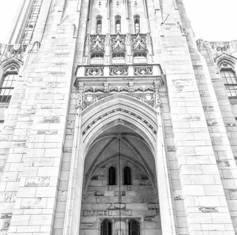 Cathedral of Learning :: University of Pittsburgh :: Pittsburgh :: PA