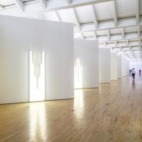 Monument Series :: 1964 :: Dan Flavin :: Dia:Beacon :: Beacon :: NY