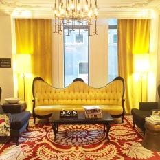 Lounge :: Kimpton Hotel Monaco :: Pittsburgh :: PA