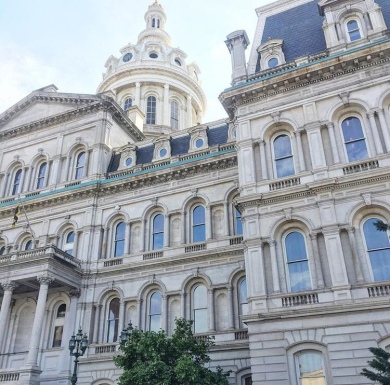 Baltimore City Hall