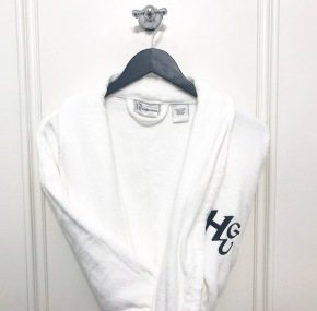 Bathrobe :: HGU :: New York :: NY