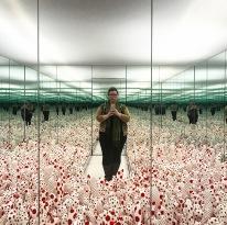 Phalli's Field :: 1965/2016 :: Yayoi Kusama :: Yayoi Kusama: Infinity Mirrors :: Hirshhorn :: Washington :: DC