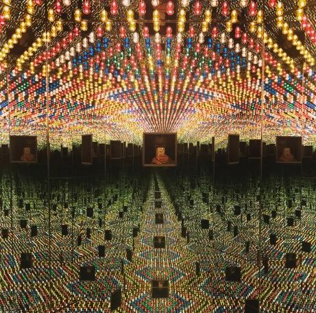 Yayoi Kusama :: Yayoi Kusama: Infinity Mirrors :: Hirshhorn :: Washington :: DC