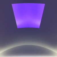 JAMES TURRELL : QUAKER MEETING HOUSE