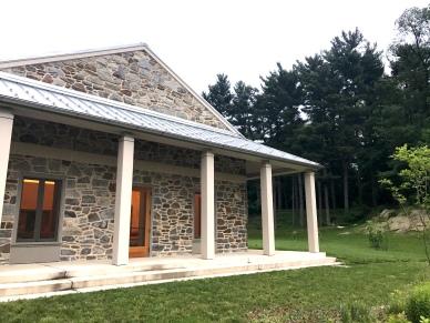 Chestnut Hill Quaker Meeting House :: Philadelphia :: PA