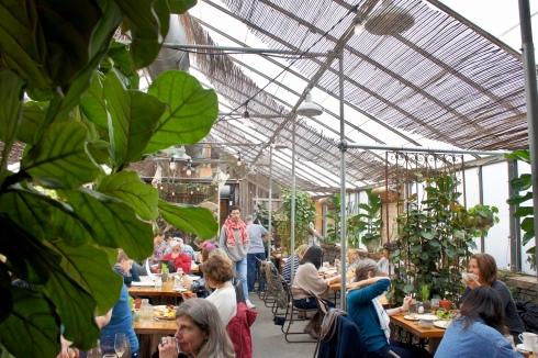 Greenhouse Cafe :: Terrain :: Glen Mills :: PA