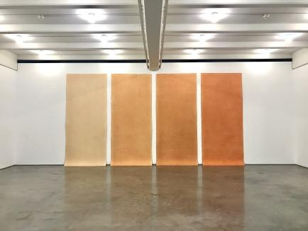 Sayreville Strata Quartet :: 1976 :: Michelle Stuart :: Dia:Beacon :: Beacon :: NY