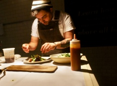 Finishing Touches by Chef David Viana and Prep Station :: Heirloom Kitchen :: Chef David Viana :: Old Bridge :: NJ