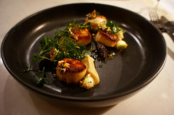 Scallops :: Heirloom Kitchen :: Chef David Viana :: Old Bridge :: NJ