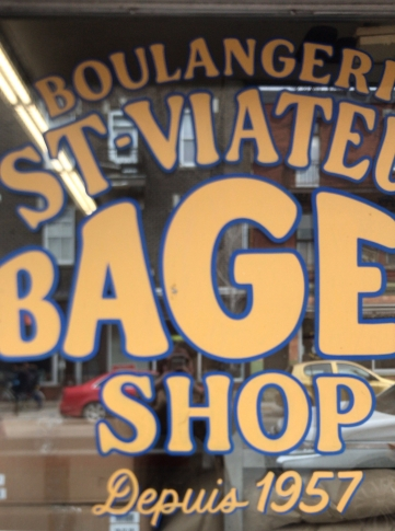 St. Viateur Bagel Shop