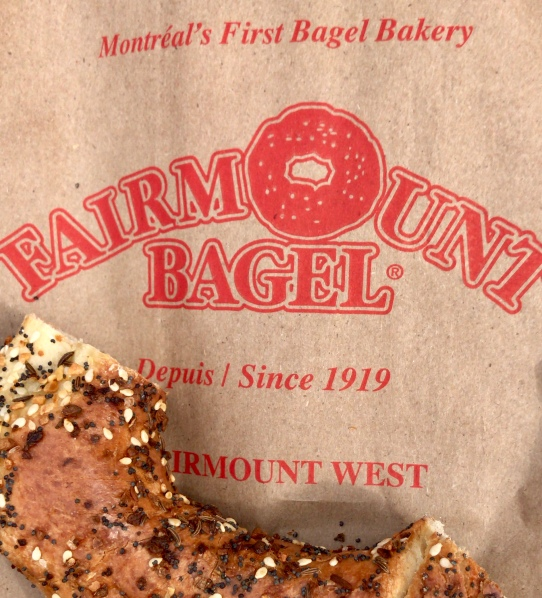 All Dressed :: Fairmount Bagel