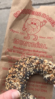 All Dressed :: St. Viateur Bagel