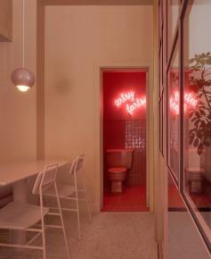 Interiors :: Pastel Rita :: Montréal :: Courtesy of Pastel Rita