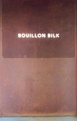 Entrance :: Bouillon Bilk :: Montréal