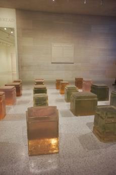 100 Spaces :: 2017 :: Rachel Whiteread :: National Gallery of Art :: Washington :: DC