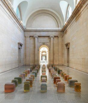 100 Spaces :: 2017 :: Rachel Whiteread :: Tate Britain :: London :: UK